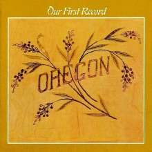 Oregon: Our First Record, CD