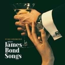 Pure Desmond: Filmmusik: Pure Desmond Plays James Bond Songs, CD