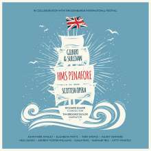 Arthur Sullivan (1842-1900): HMS Pinafore, 2 CDs