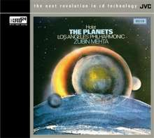 Gustav Holst (1874-1934): The Planets op.32, XRCD