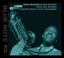 Hank Mobley (1930-1986): Soul Station (XRCD 24), XRCD