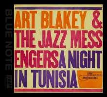 Art Blakey (1919-1990): A Night In Tunisia (1960) (XRCD), XRCD