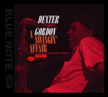Dexter Gordon (1923-1990): A Swingin' Affair (XRCD), XRCD