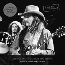 Dickey Betts: Rockpalast: 30 Years Of Southern Rock, 2 CDs