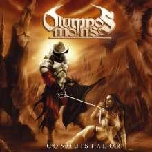 Olympos Mons: Conquistador, CD