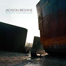 Jackson Browne: Downhill From Everywhere, 2 LPs