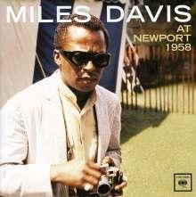 Miles Davis (1926-1991): At Newport 1958, CD
