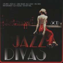 Jazz Divas (Limited Metallbox Edition), 3 CDs