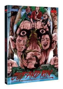 Cut and Run (Blu-ray & DVD im Mediabook), 1 Blu-ray Disc und 1 DVD