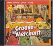Charly Antolini (geb. 1937): Groove Merchant, CD