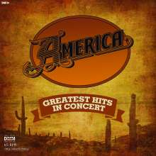 America: Greatest Hits In Concert (180g) (45 RPM), 2 LPs