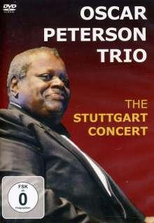 Oscar Peterson (1925-2007): The Stuttgart Concert: Live At ZDF JazzClub 25.4.1988, DVD