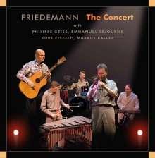 Friedemann: The Concert, Super Audio CD