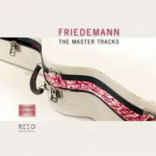 Friedemann: The Master Tracks (Luxury Edition RESO-Mastering), CD