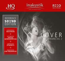 Reference Sound Edition: Great Cover Versions Vol.2 (HQCD), CD