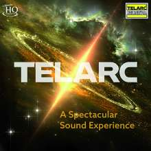 A Spectacular Sound Experience (UHQ-CD), CD