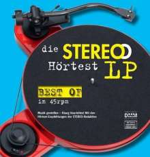 Die Stereo Hörtest Best Of LP (180g) (45 RPM), 2 LPs