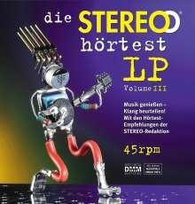 Die Stereo Hörtest LP Vol. III (180g) (45 RPM), 2 LPs