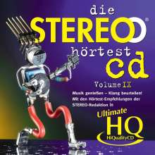 Die Stereo Hörtest CD  Vol. IX (Ultimate High Quality CD), CD