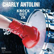 Charly Antolini (geb. 1937): Knock Out 2K (180g) (45 RPM), 2 LPs