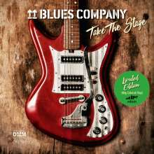 Blues Company: Take The Stage (180g) (Limited Edition) (Green Vinyl) (exklusiv für jpc!), 2 LPs