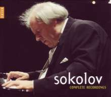 Grigory Sokolov - Complete Recordings, 10 CDs