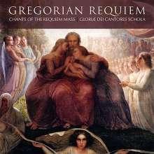 Gregorian Requiem, CD