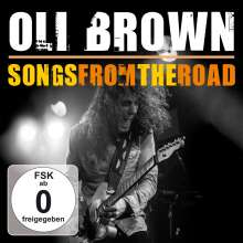 Oli Brown: Songs From The Road, 1 CD und 1 DVD