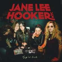 Jane Lee Hooker: Spiritus, CD