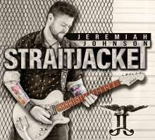 Jeremiah Johnson: Straitjacket, CD