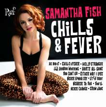 Samantha Fish: Chills & Fever (180g), LP