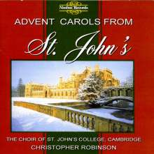 St.John's College Choir Cambridge - Advent, CD