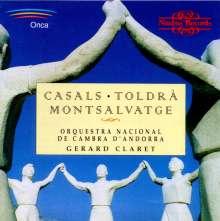 """Xavier Montsalvatge (1912-2002): Concertino """"1+13"""", CD"""