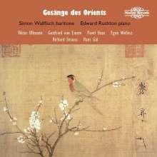 Simon Wallfisch - Gesänge des Orients, CD