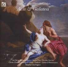 Georg Friedrich Händel (1685-1759): Acis und Galatea (in der Fassung Mendelssohns), CD