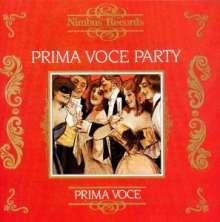 Prima Voce Party, CD