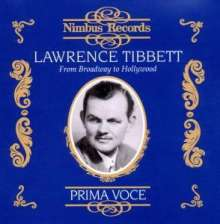 Lawrence Tibbett - From Broadway to Hollywood, CD