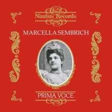 Marcella Sembrich singt Arien & Lieder, CD