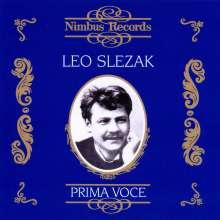 Leo Slezak singt Arien & Lieder, CD