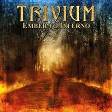 Trivium: Ember To Inferno (Limited-Edition) (Orange/Black Marbled Vinyl), 2 LPs