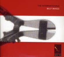 Billy Bragg: The Internationale, 1 CD und 1 DVD