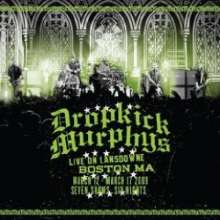 Dropkick Murphys: Live On Landsdowne, Boston, MA, 2009, 1 CD und 1 DVD