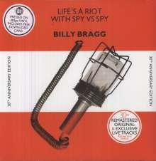 Billy Bragg: Life's A Riot With Spy Vs Spy (30th Anniversary Edition) (remastered) (180g), LP