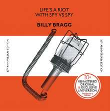 Billy Bragg: Life's A Riot With Spy Vs Spy (30th Anniversary Edition), CD