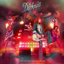 The Darkness (Rock/GB): Live At Hammersmith, CD