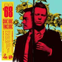 '68: Give One Take One, CD