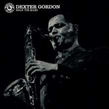 Dexter Gordon (1923-1990): Walk The Blues (180g) (Limited Edition) (Transparent Vinyl), LP