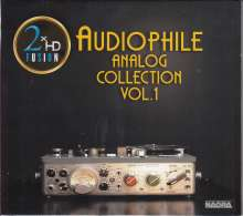 Audiophile Analog Collection Vol. 1, CD