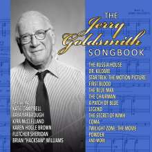 Filmmusik: The Jerry Goldsmith Songbook (Limited-Edition), CD