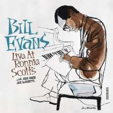 Bill Evans (Piano) (1929-1980): Live At Ronnie Scotts, 2 CDs